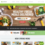 7 Meals for $49 @ Youfoodz