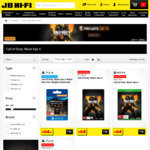 [PC, XB1, PS4] Call of Duty - Black Ops 4 $64 @ JB Hi-Fi