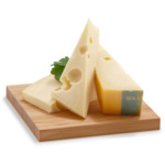 ½ Price Fresh Round Loaf Maasdam Cheese $9/kg @ Woolworths