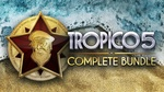 Tropico 5 Complete Bundle AU $7.60 @ Fanatical (93% off)