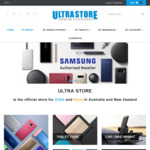 Phone Cases and Screen Protectors 50% off + Genuine Samsung Cases 50% off / e.g. Genuine Note 9 Silicone Case $16.50 @ RockCase