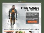 FREE Half Life 2: Lost Coast & Half Life 2: Deathmatch + Other Savings