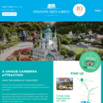 [ACT] Cockington Green Gardens - Entry for Locals by Gold Coin Donation Per Person (Canberra)