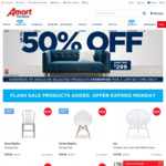 Up to 50% off Selected Products at Amart