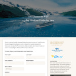 Win a 'Voyage of the Glaciers' Alaskan Cruise for 2 Worth $12,000 from Scenic