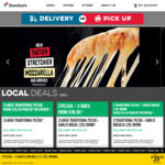 Buy 1 Traditional/Premium Pizza & Get 1 Value/Traditional Free @ Domino's
