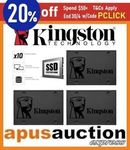 Kingston A400 SSD 240GB $42.36, 480GB $79.16 + Delivery (Free with eBay Plus) @ Apus Auction eBay