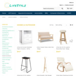 10% off Home Furniture Collection with Free SHIPPING - LifeStylz