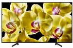 "[Box Damaged] Sony TVs X80G 43"" $839.44, 49"" $895.44, 65"" $1,499 