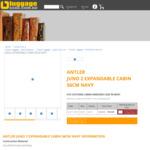 Antler Juno 2 Carry-on Spinner Case $103.60 Delivered @ Luggage Gear