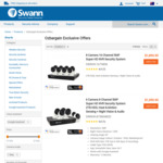 40% off 5MP Network Video Security 8 Channel 2TB HDD, 6 x 5MP Cameras $839 Delivered @ Swann