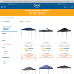 40% off Wanderer Gazebos (From $77.99 to $299.99) @ BCF
