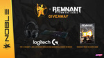 Win a Logitech G Peripherals Bundle and Remnant: From the Ashes from Noble