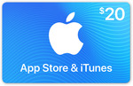 15% off iTunes Gift Cards $30 & $50  @ Australia Post & Officeworks