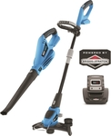 Victa 18V Line Trimmer and Blower Combo with 5Ah Battery and Charger $199 @ Bunnings