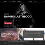 Win 1 of 20 Double Passes to Rambo: Last Blood Worth $44 from Roadshow