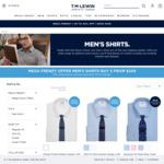 T.M.Lewin Mega Frenzy - 3 Shirts $110 Delivered