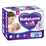 BabyLove Cosifit Nappies (Various Sizes and Quantities) $10 + Delivery @ Target