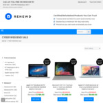 Black Friday Sale - Flat $200 off Sitewide* + Free Standard Shipping (Min Spend $449) @ Renewd