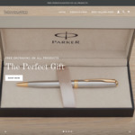 Parker Pens Buy 2 Get 1 Free & Free Engraving (Was $25) on Pens from $29 + Delivery (Free Express with $100 Spend) @Individuated