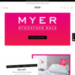 90% off Christmas Decorations and Trims, In-store @ MYER