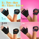 $4.99 Premium Gym Gloves Cycling Weight Lifting Mittens Fitness Support - Free Shipping @ Salesbay.com.au