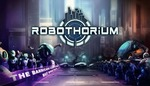 [PC] Steam - Robothorium: Sci-Fi Dungeon Crawler - $2.25 AUD ($1.83 AUD if you have HB Choice) - Humble Bundle