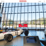 Free - Virtual Tours of Car Museums (Honda, Mercedes Benz, Corvette, Porsche + More)