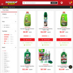 30% off Turtle Wax Products (Excludes Gift Buckets) from Supercheap Auto