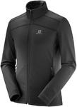 Salomon Fleece Full Zip Jacket $61.72 Delivered @ Wild Earth