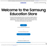 "Samsung Monitor: 24"" FHD 144Hz  $204.15; 28"" UHD $374.15; 32"" UHD $425.15(with SU) Shipped @ Samsung Education Store"