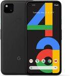 Google Pixel 4a (Grey Import) $531.64 + Delivery ($0 with Prime) @ Amazon US via AU