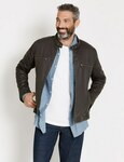 Men's Wax Look Biker Jacket $35 (Was $119.99, Online Only) + $8.80 Delivery / Free with $80 @ Rivers