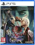 [PS5, Pre Order] Devil May Cry 5 $52.99, Mortal Kombat 11 $70.99 @ OzGameShop, Far Cry 6 Gold $129 @ Big W & More + Delivery