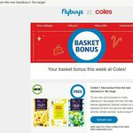 Flybuys: Collect 1 Free Product from The New Sainsbury's Tea Range from Coles
