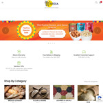 5% off Indian & Subcontinental Grocery for First 50 Customers - Minimum Order Spend $70