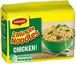 MAGGI 2 Minute Noodles 5 Pack (Minimum Quantity 1) $2ea + Delivery ($0 with Prime/ $39 Spend) @ Amazon AU