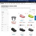 Cyber Monday 40% off Sitewide - Free Shipping @ Crocs Australia