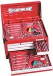 Sidchrome SCMT10125 - 118 Piece Tool Kit - Metric & A/F - $398.99 Delivered @ Blackwoods