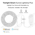 Yeelight 2M Aurora Lightstrip Plus Smart Extendable Strip Light $53 + $8 Shipping at Yeelight
