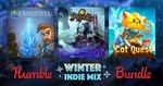 [PC] Steam - Humble Winter Indie Mix Bundle - $1.34/$6.67 (BTA)/$13.47 - Humble Bundle