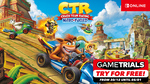 [Switch] Free Trial of Full Version of Crash Team Racing: Nitro Fueled for Nintendo Switch Online Members (Dec 30 - Jan 5)