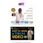 Custom 30-Word Video by Big Man Tyrone US$10 (~A$13, Was US$100) @ YouTube