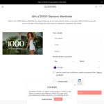 Win a $1,000 Voucher from Glassons