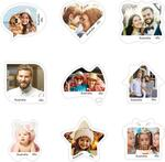 Personalised Stamps $10 off Per Sheet of 20 Stamps with Free Standard Delivery @ Australia Post MyStamps