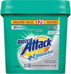 Biozet Attack Plus Eliminator Laundry Powder Detergent 5.4kg $28 + Delivery ($0 with Prime/ $39 Spend) @ Amazon AU