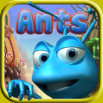 Ants: Mission of Salvation Free Universal IOS Game - One Day Only. Usually $1.99