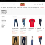 [ACT] Levi's 501 $59 in-Store @ Rivers (DFO Canberra)
