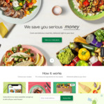 $70 off First Box, $20 off Second and Third Box via Referral + $9.99 Delivery (New Customers Only) @ HelloFresh
