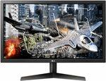 """LG Ultragear 24GL600F-B 24"""" FHD Gaming Monitor 144Hz $185 Delivered @ Amazon AU"""